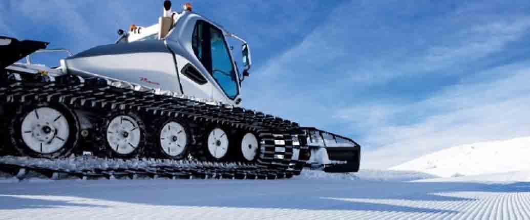 inprogroup - Versorgung von Generatoren und Zapfsäulen für Pistenfahrzeuge auf der Ski-Station von Valdezcaray